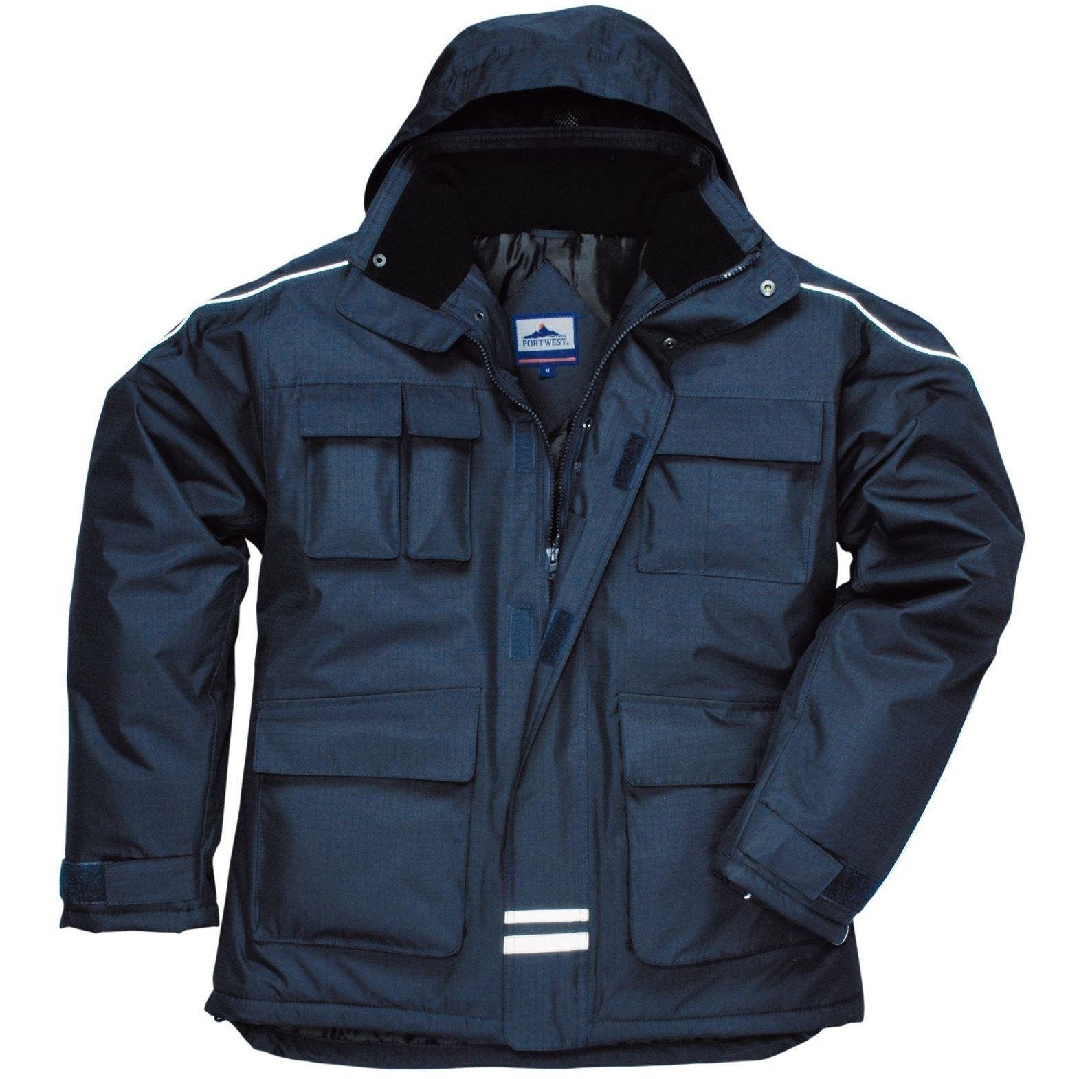 Portwest RS Multi-Pocket Parka S563 - reid outdoors