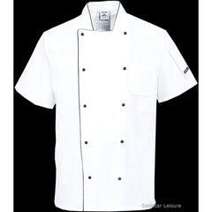 Portwest Aerated Chefs Jacket C676 - reid outdoors