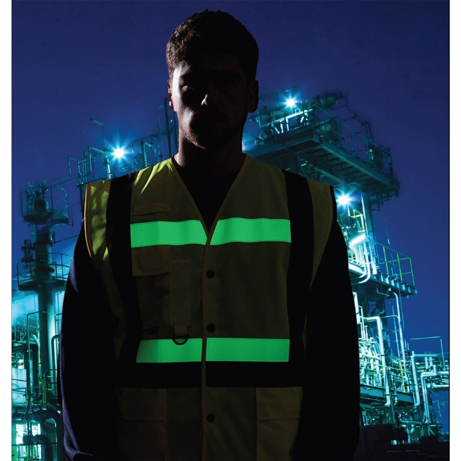 Portwest Glowtex Executive Vest G476 - reid outdoors