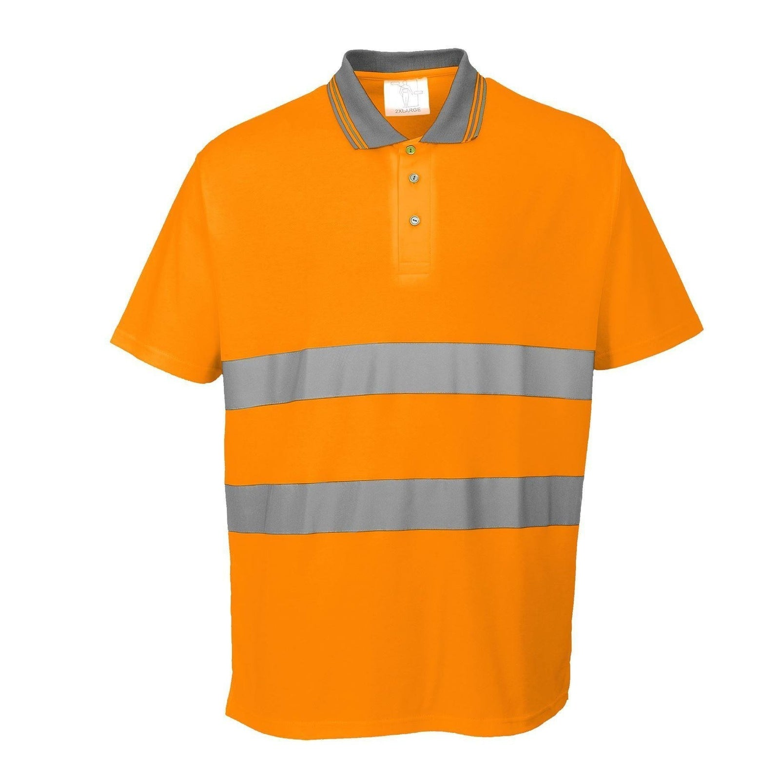 Portwest Cotton Comfort Polo S171 - reid outdoors