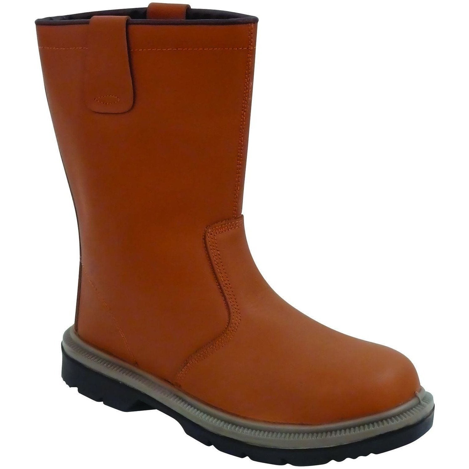 Portwest Steelite Rigger Boot S1P HRO (Unlined) FW06 - reid outdoors