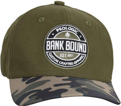 Prologic Bank Bound Camo Cap Green/Camo - reid outdoors