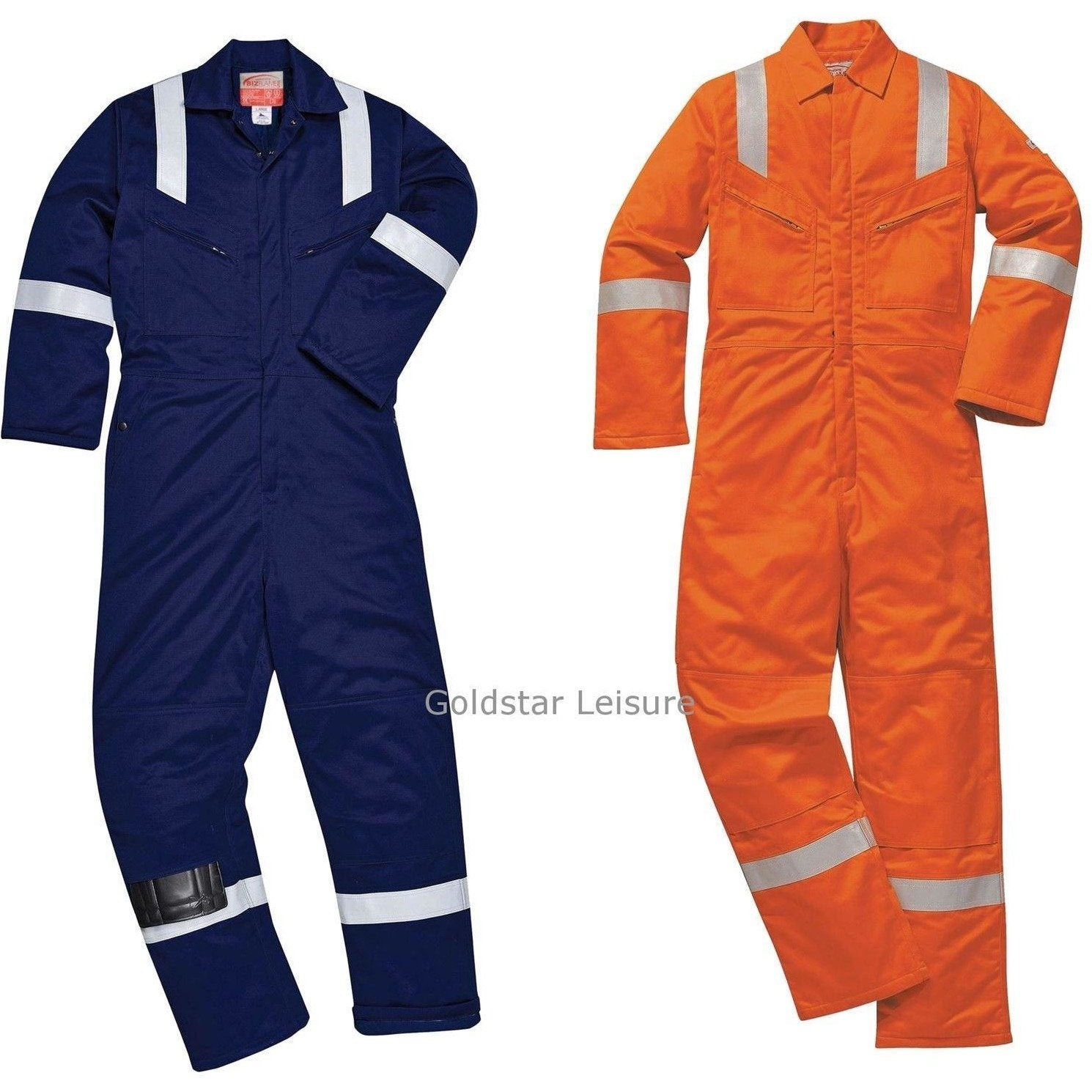 Portwest Padded Winter Anti-Static Coverall FR52 - reid outdoors