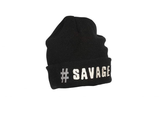 Savage Gear Simply Savage #Savage Beanie - reid outdoors