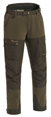 PINEWOOD WOLF LITE TROUSERS - HUNTING BROWN/SUEDE BROWN