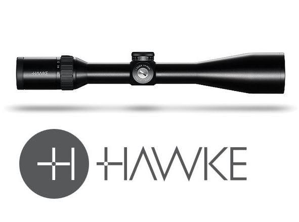 Hawke Endurance 30 WA SF 6-24 50 LR Dot (16) Rifle scope - reid outdoors