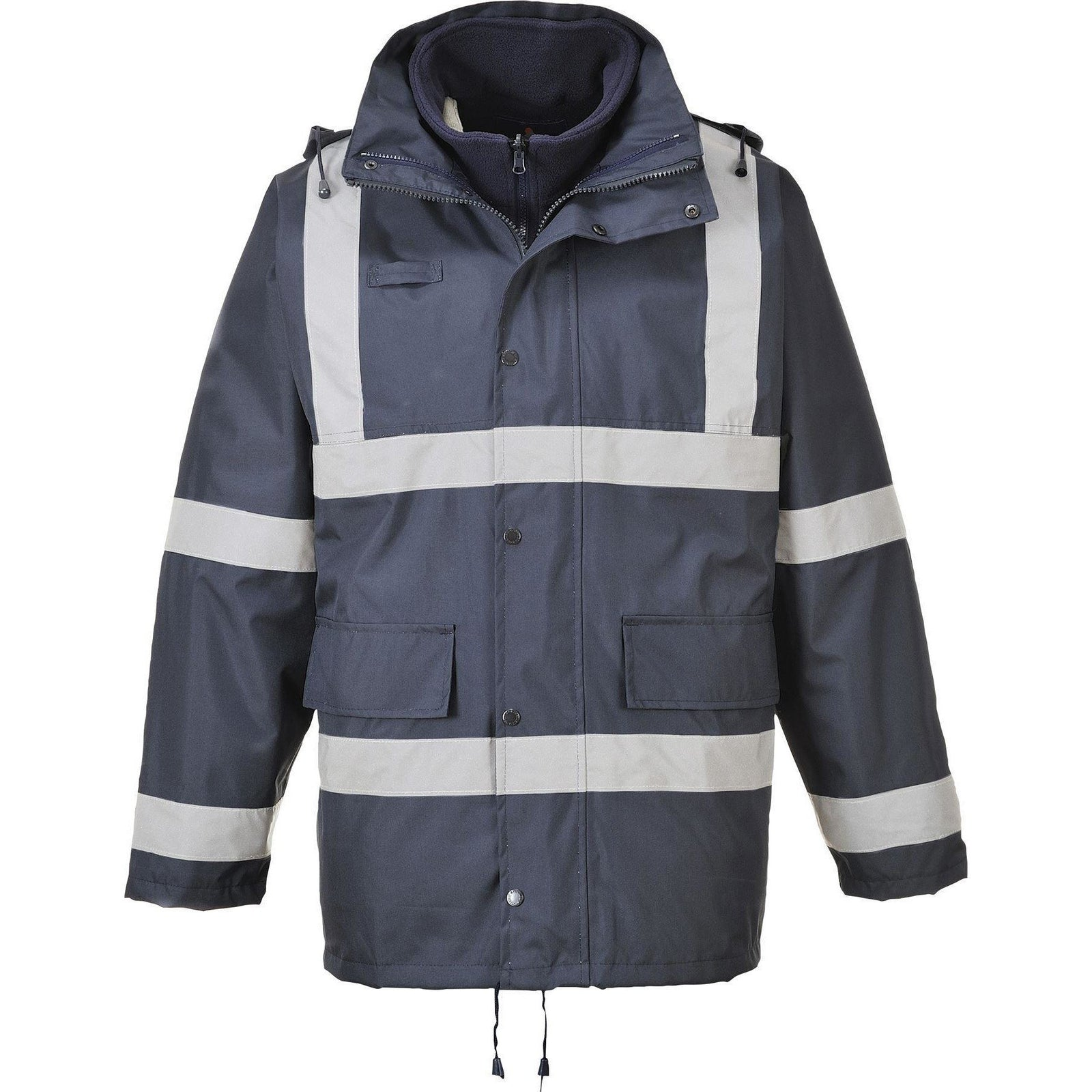 Portwest Iona 3 in 1 Traffic Jacket S431 - reid outdoors