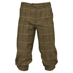 AP Surrey Mens Tweed Breeks-Moorland