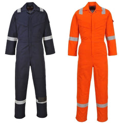 Portwest Araflame Gold Coverall AF53 - reid outdoors