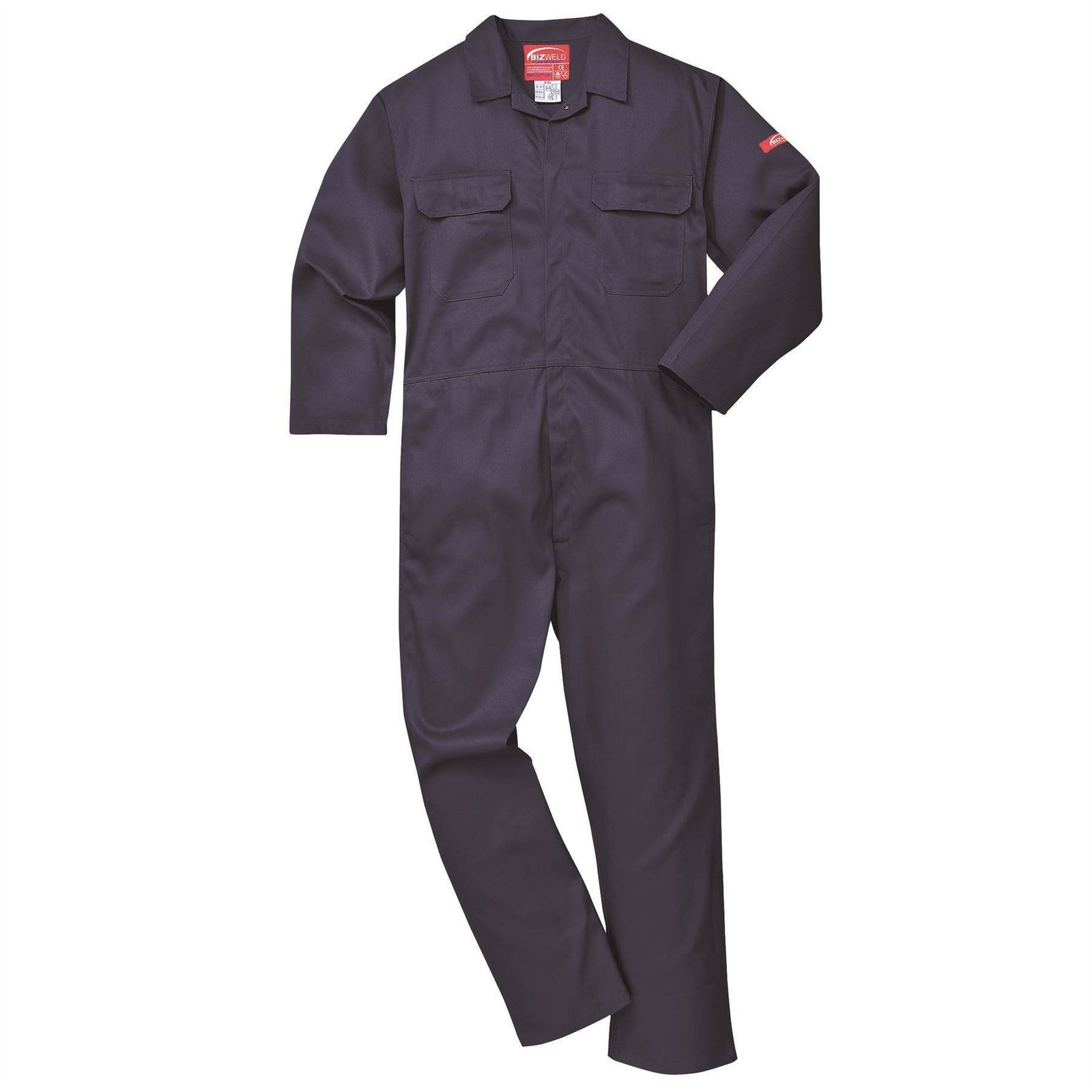 Portwest Bizweld Flame Resistant Coverall BIZ1 - reid outdoors