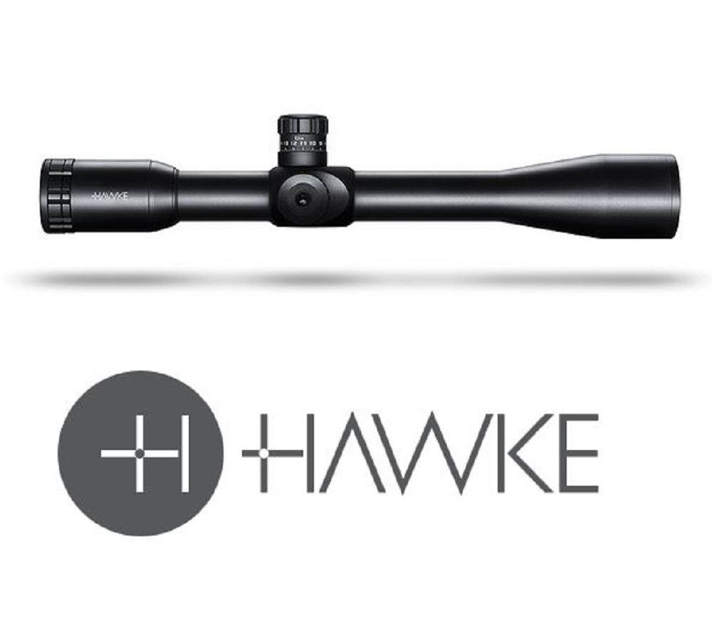Hawke Sidewinder 10X42 10X 1/2 Mil Dot - reid outdoors