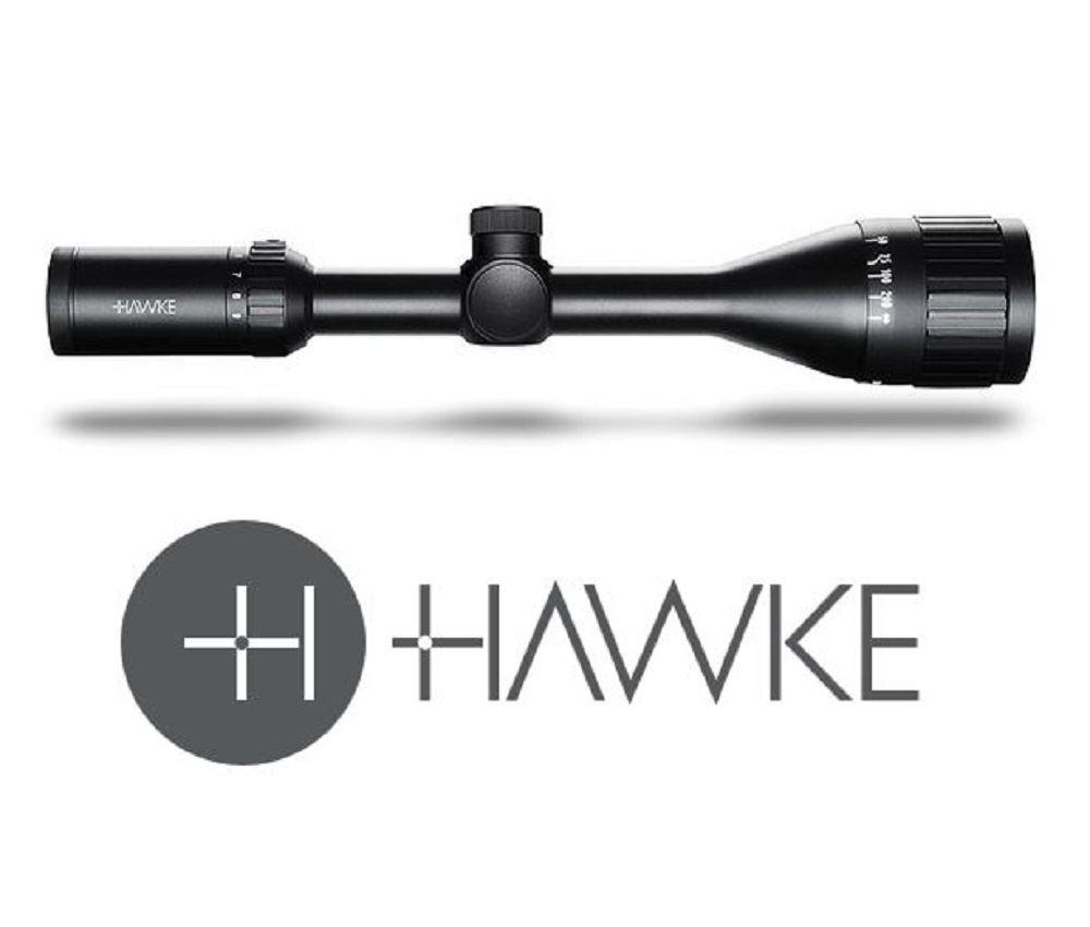 Hawke Vantage 3-9X50 AO Mil Dot - reid outdoors