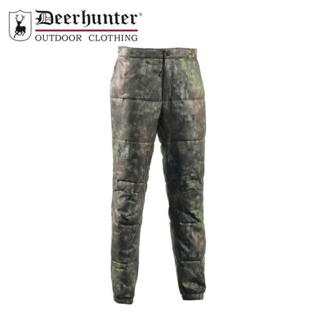 Deerhunter Recon Inner Trouser W. Hollow Fibers Equipt Camo - reid outdoors