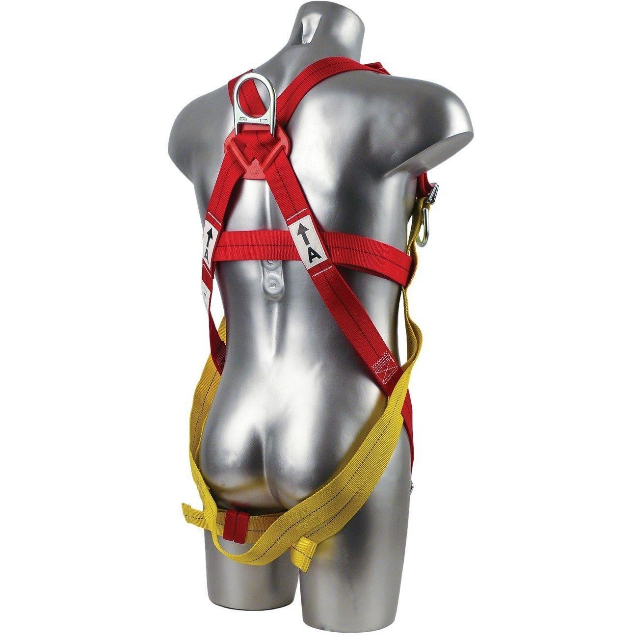 Portwest Portwest 2 Point Harness Plus Red One Size  FP10 - reid outdoors