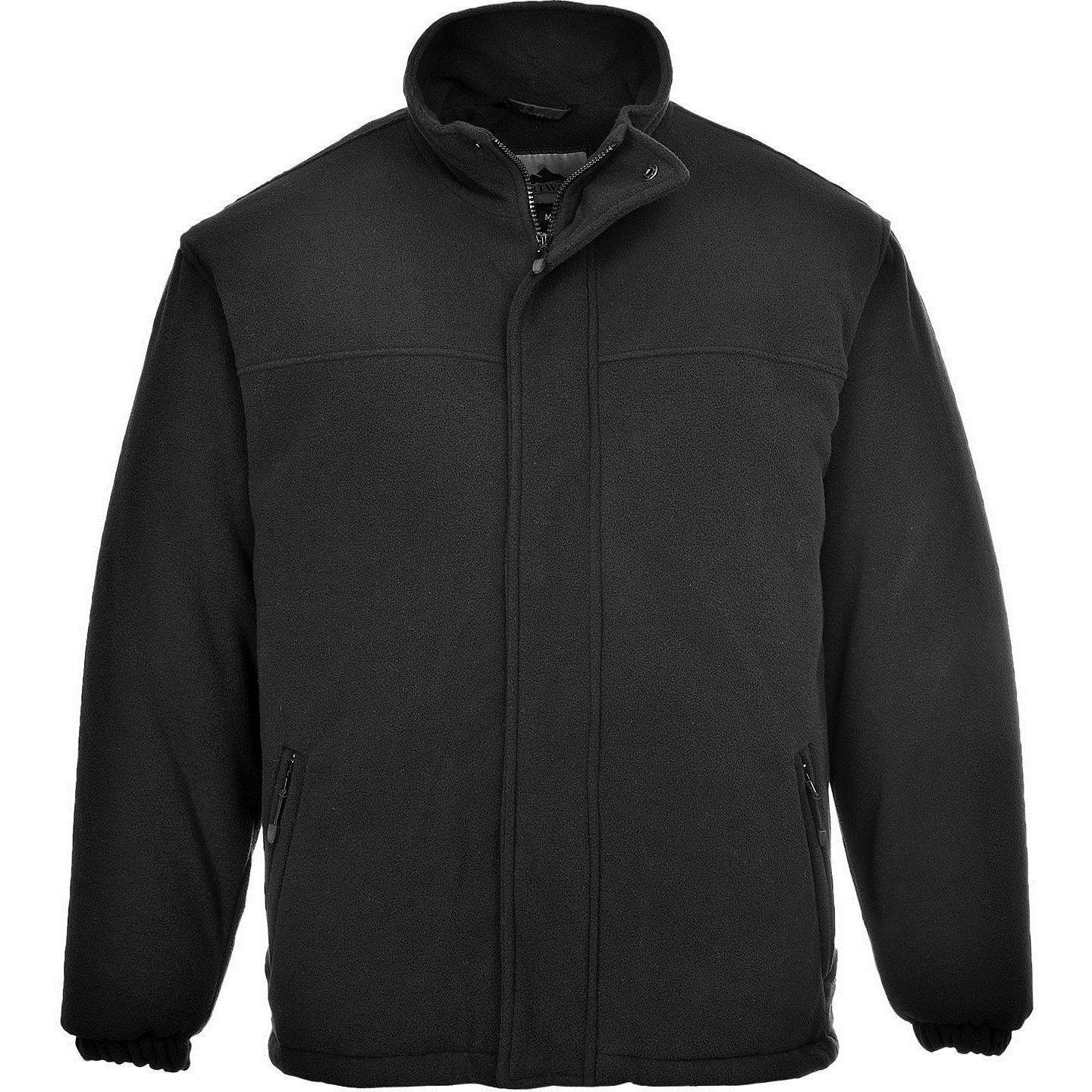 Portwest Yukon Quilted Fleece F500 - reid outdoors