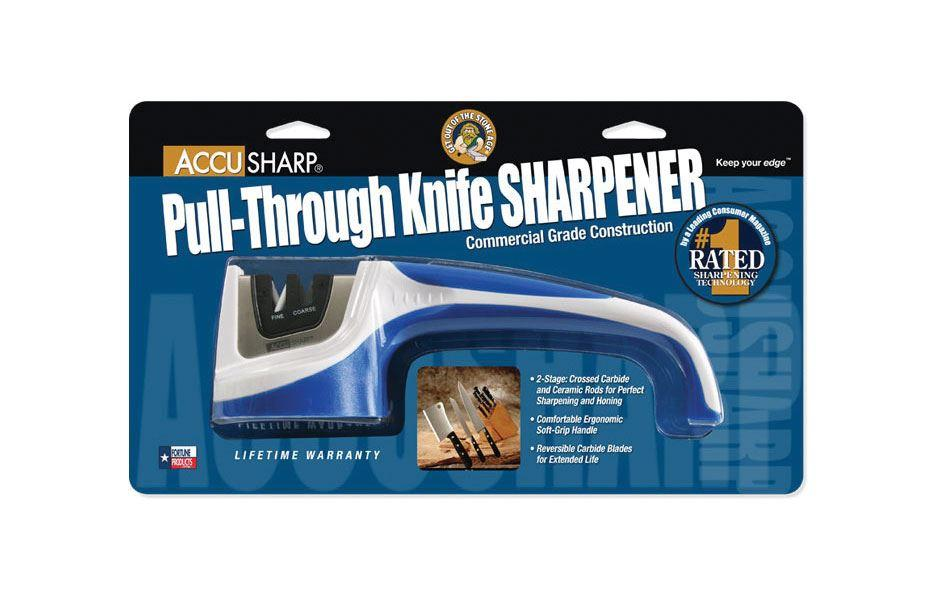 AccuSharp  Pull-Through Knife Sharpener (036C) - reid outdoors