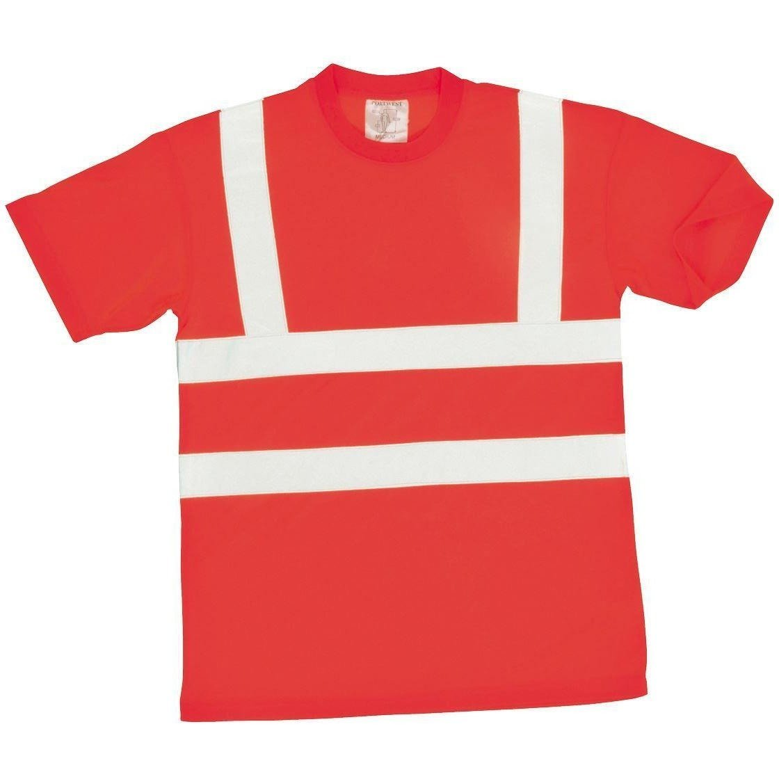 Portwest Hi-Vis T-Shirt S478 - reid outdoors