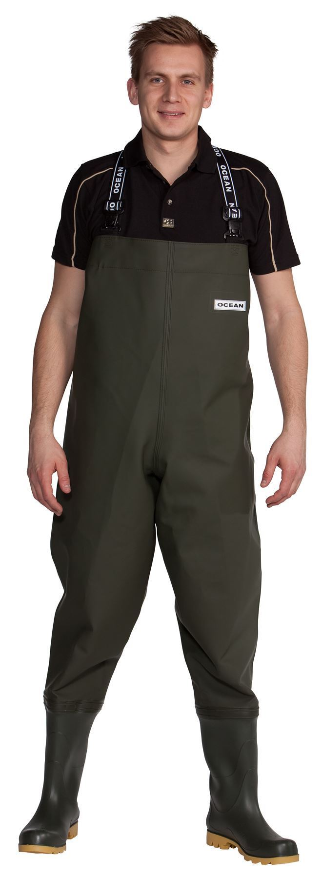 Ocean Heavy Waders size 41/7-4712 - reid outdoors