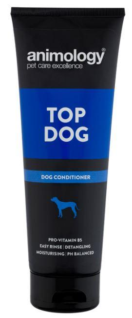 Conditioner Top Dog 250ml by Animology - reid outdoors