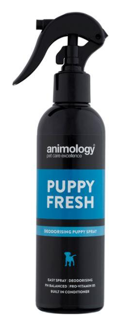 Spray Puppy Fresh Deodorising 250ml by Animology - reid outdoors