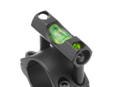 SP2 Spirit Level Fixed for 30mm Tube Mounts by Bisley - reid outdoors