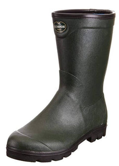 Le Chameau Men's Anjou Bottillon Jersey Wellingtons