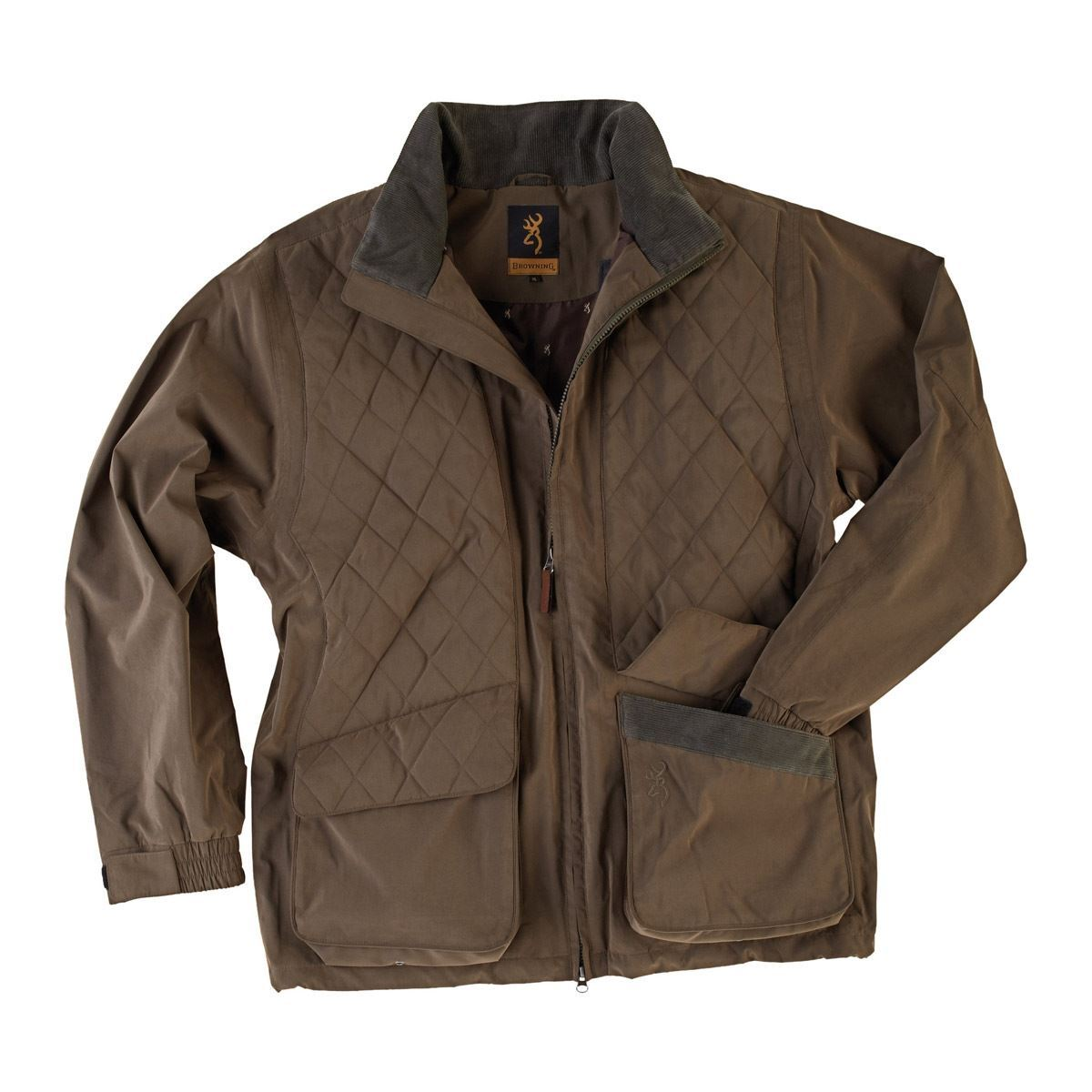 Browning Jacket Rochefort Active Green - reid outdoors