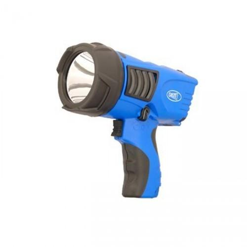 CLULITE Rechargeable Clu-Briter LED Spotlight 600m - Blue - reid outdoors