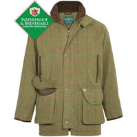 Baleno HATFIELD Men's Jacket - Dark Olive Green