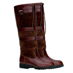 Chiruca Ladies Chelsea Boot - Chocolate - reid outdoors
