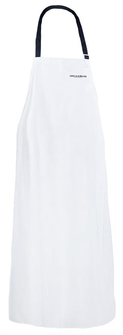 Grundens Bris Apron 96  - White - reid outdoors