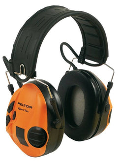 SportTac Electronic Hearing Protection by Peltor
