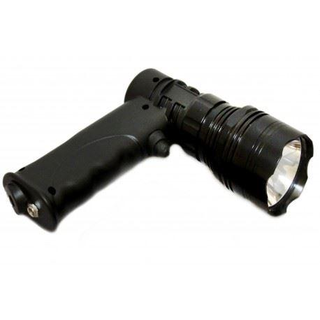 Clulite The Rechargeable LED Pistol Light - reid outdoors