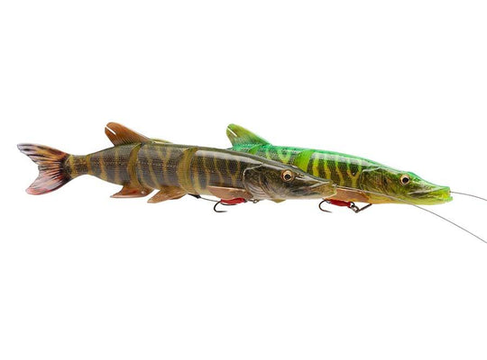 Savage Gear 4D Line Thru Pike Lure