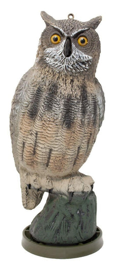 Great Horned Owl Decoy (Economy or Sport Plast) - reid outdoors