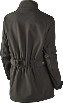 Seeland WINSTER Lady Softshell Jacket - Black Coffee - reid outdoors
