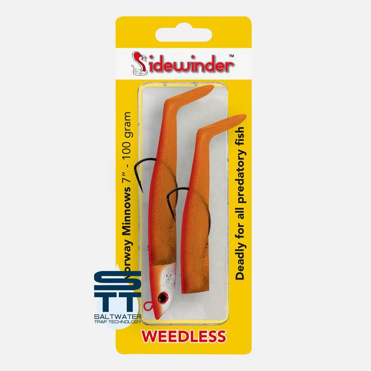 Sidewinder Spare Bodies Minnows - reid outdoors
