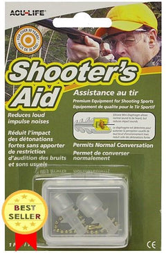 Sonic 2 Hearing Protection Ear Plugs - reid outdoors