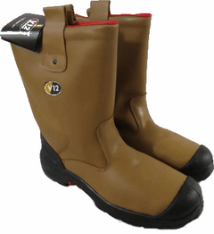 V12 GRIZZLY RIGGER SAFETY BOOTS VR690 - reid outdoors