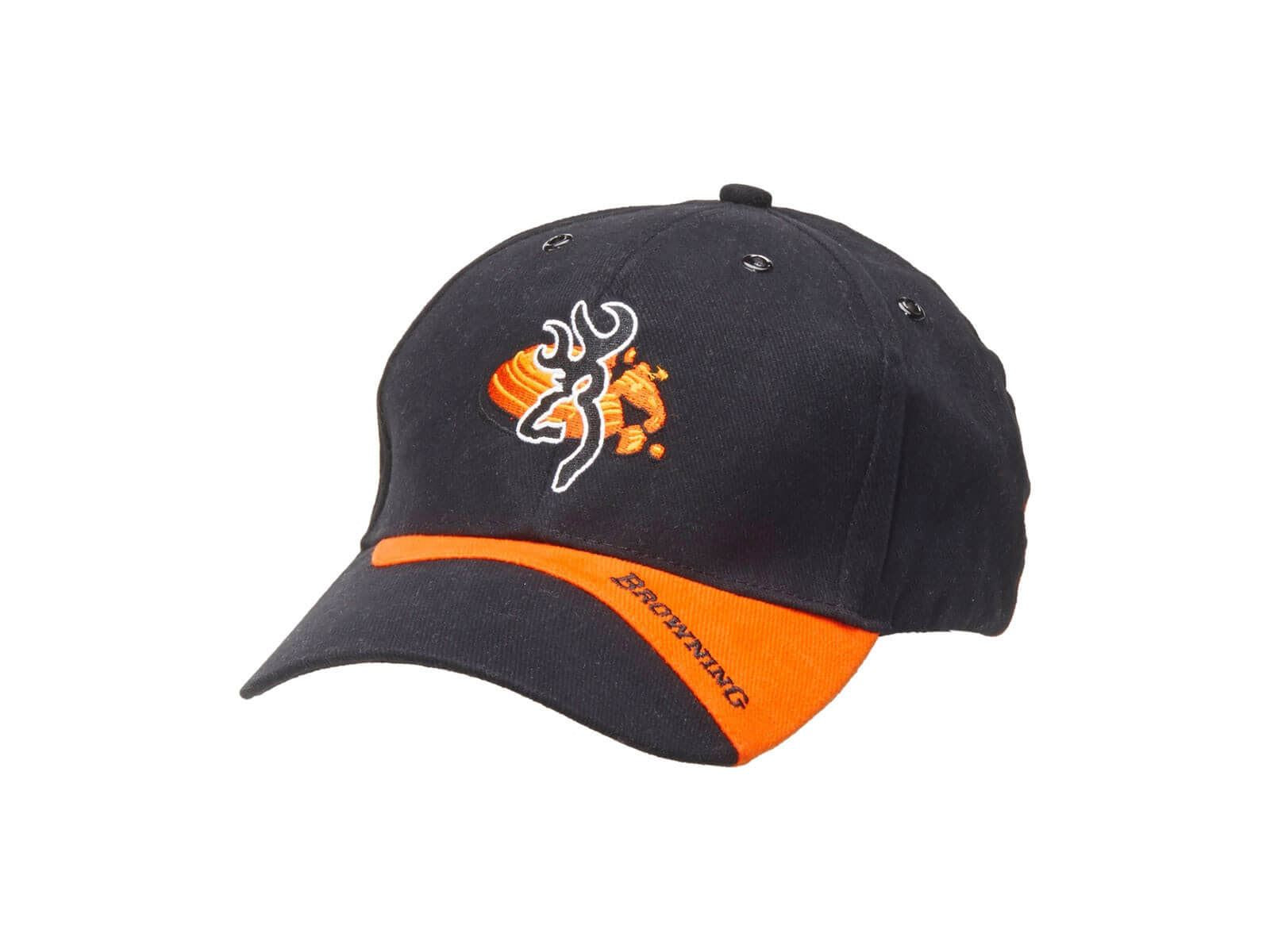 Browning Cap Claybuster Black Orange