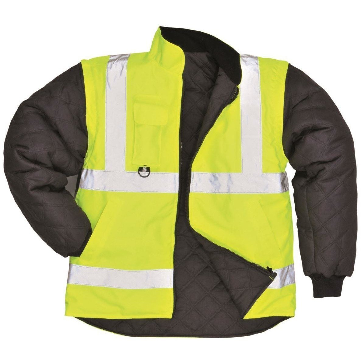 Portwest Hi-Vis 7-in-1 Traffic Jacket S427 - reid outdoors