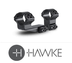"Hawke 2"" Reach Forward 1"" 2 Piece 9-11mm High - reid outdoors"