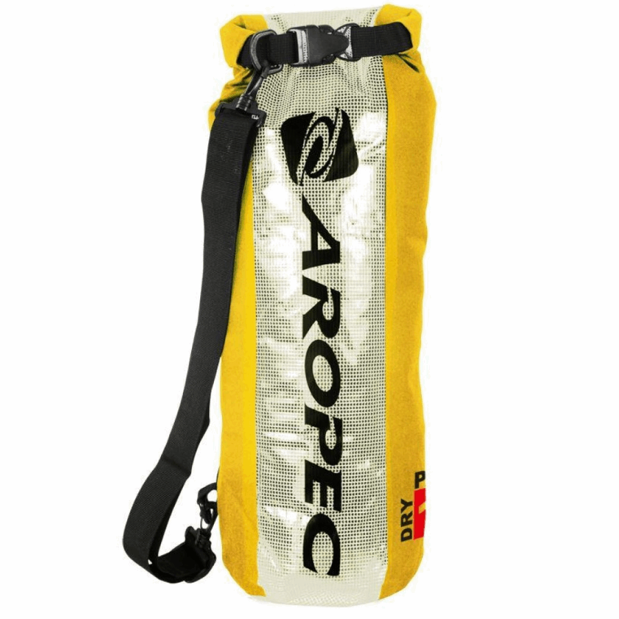 Aropec Swell-12 Sea Bag, 80 cm, 12 Liters, Yellow - reid outdoors