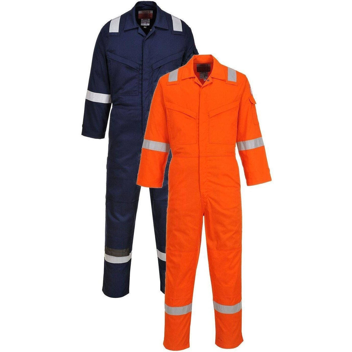 Portwest Insect Repellent Flame Resistant Coverall FR22 - reid outdoors