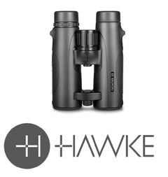 Hawke Frontier 10x43 Binocular - Black - reid outdoors