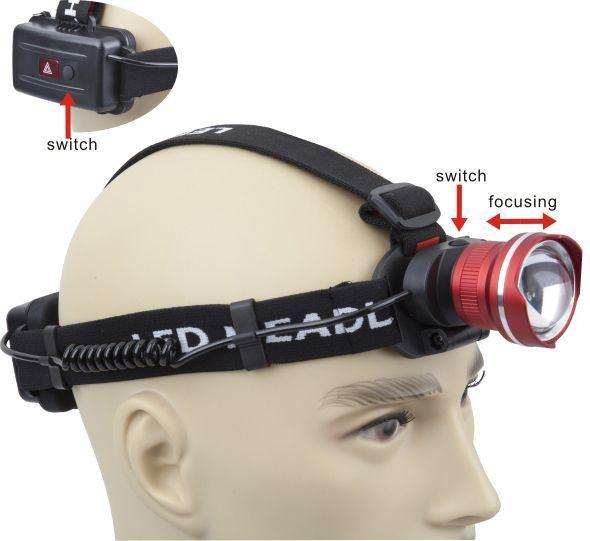 IMAX Sandman Headlamp 600 Lumens - reid outdoors