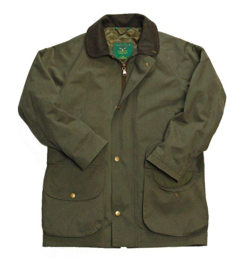 Chrysalis Field Coat - M, L, XL, 2XL (Shooting/ Hunting) Green - reid outdoors