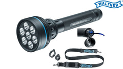 XL7000R Pro Rechargeable Torch by Walther