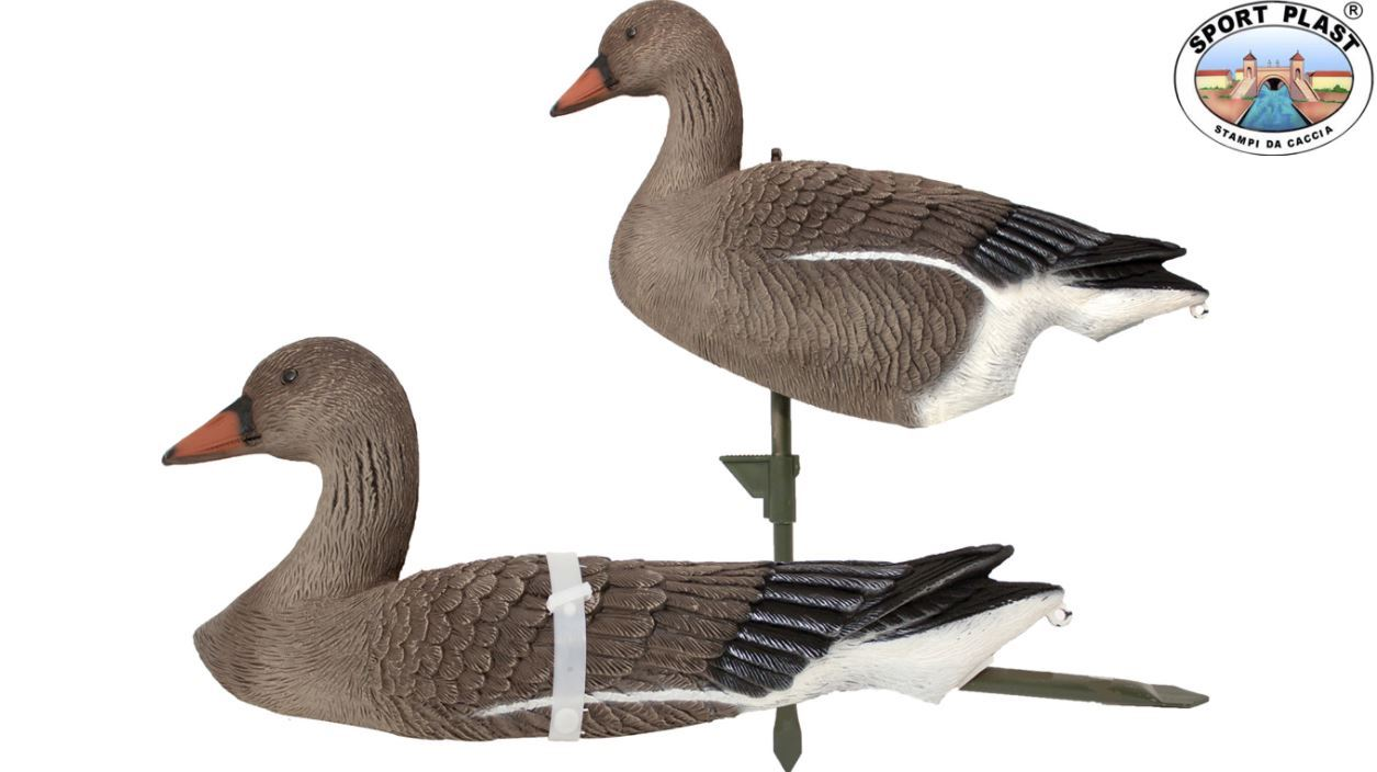 Full Body Canada/Bean Goose Set of 3 by Sport Plast