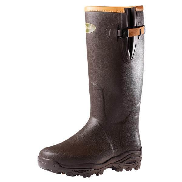 "Seeland Countrylife 17"" 3.5mm Wellington Boot-Brown UK9"